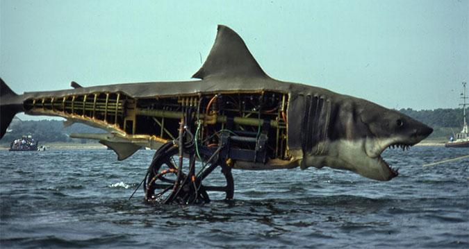 Cómo Tiburón Cambió La Industria Del Cine Industrias Del Cine