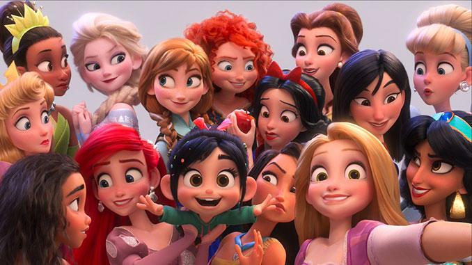 Princesas Disney Reinas De La Taquilla Industrias Del Cine
