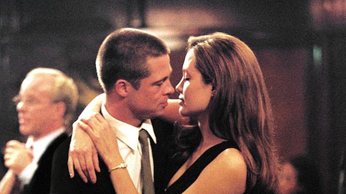 Mr Mrs Smith Angelina Jolie Brad Pitt Industrias Del Cine